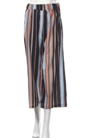 Γυναικείο παντελόνι Zuiki, Μέγεθος L, Χρώμα Πολύχρωμο, Πολυεστέρας, Τιμή 6,50€
