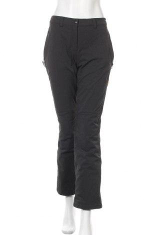 Дамски панталон за зимни спортове Jack Wolfskin, Размер M, Цвят Черен, 90% полиамид, 10% еластан, Цена 60,52лв.