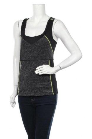 Γυναικείο αμάνικο μπλουζάκι Active By Tchibo, Μέγεθος M, Χρώμα Γκρί, Τιμή 9,94€