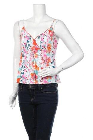 Дамски потник Casa Blanca, Размер M, Цвят Многоцветен, 97% памук, 3% еластан, Цена 3,97лв.