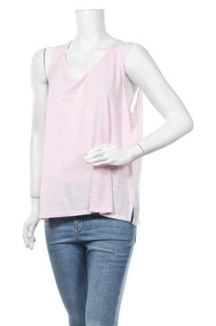 Γυναικείο αμάνικο μπλουζάκι Charles Vogele, Μέγεθος XXL, Χρώμα Βιολετί, 65% πολυεστέρας, 35% βισκόζη, Τιμή 7,79€