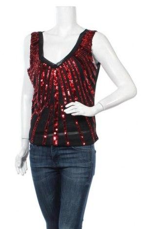 Γυναικείο αμάνικο μπλουζάκι Charles Vogele, Μέγεθος M, Χρώμα Μαύρο, Πολυεστέρας, Τιμή 4,32€