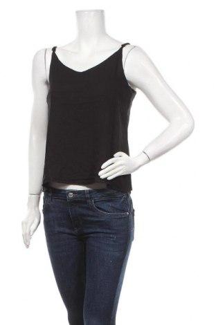 Γυναικείο αμάνικο μπλουζάκι Cotton On, Μέγεθος S, Χρώμα Μαύρο, Βισκόζη, Τιμή 10,82€