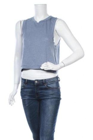 Γυναικείο αμάνικο μπλουζάκι Cotton On, Μέγεθος S, Χρώμα Μπλέ, 60% βαμβάκι, 40% πολυεστέρας, Τιμή 10,82€
