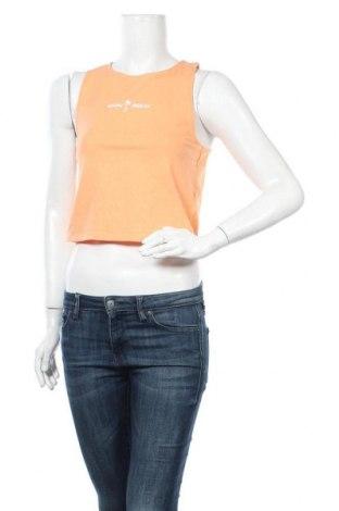 Дамски потник Fb Sister, Размер L, Цвят Оранжев, 95% памук, 5% еластан, Цена 3,00лв.