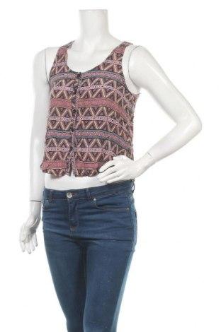 Γυναικείο αμάνικο μπλουζάκι Fb Sister, Μέγεθος S, Χρώμα Πολύχρωμο, Βισκόζη, Τιμή 9,35€