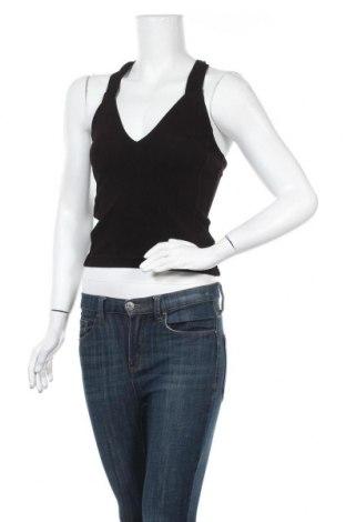 Γυναικείο αμάνικο μπλουζάκι Free People, Μέγεθος XS, Χρώμα Καφέ, 63% ασετάτ, 32% πολυεστέρας, 5% ελαστάνη, Τιμή 22,20€