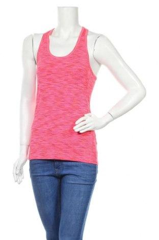 Γυναικείο αμάνικο μπλουζάκι H&M Sport, Μέγεθος S, Χρώμα Ρόζ , 91% πολυεστέρας, 9% ελαστάνη, Τιμή 9,35€