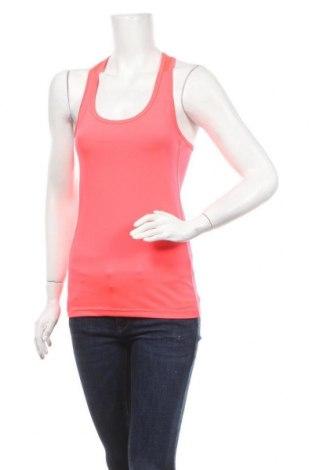 Γυναικείο αμάνικο μπλουζάκι H&M Sport, Μέγεθος S, Χρώμα Ρόζ , Τιμή 10,49€