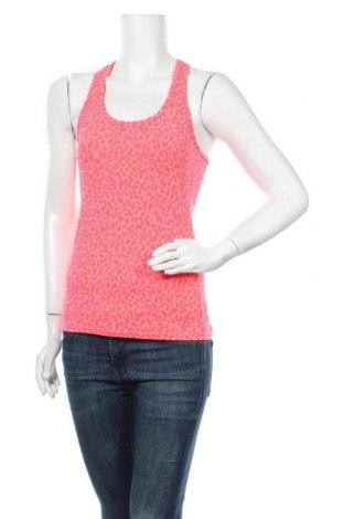 Γυναικείο αμάνικο μπλουζάκι H&M Sport, Μέγεθος S, Χρώμα Ρόζ , 94% πολυεστέρας, 6% ελαστάνη, Τιμή 5,84€
