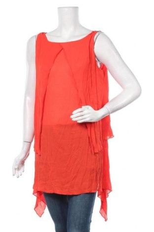 Дамски потник Lucy, Размер L, Цвят Червен, 88% полиестер, 10% памук, 2% еластан, Цена 8,93лв.