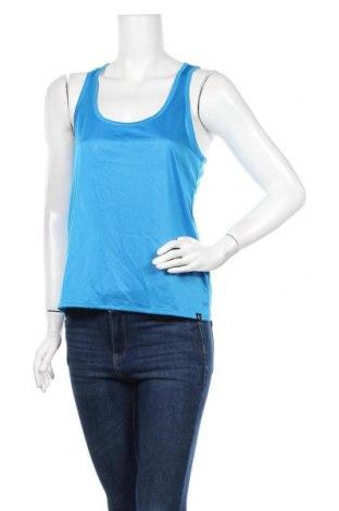 Γυναικείο αμάνικο μπλουζάκι Nikita, Μέγεθος S, Χρώμα Μπλέ, Πολυεστέρας, Τιμή 8,71€