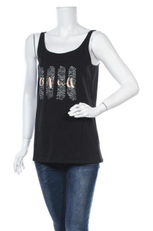 Γυναικείο αμάνικο μπλουζάκι O'neill, Μέγεθος M, Χρώμα Μαύρο, Βαμβάκι, Τιμή 18,95€