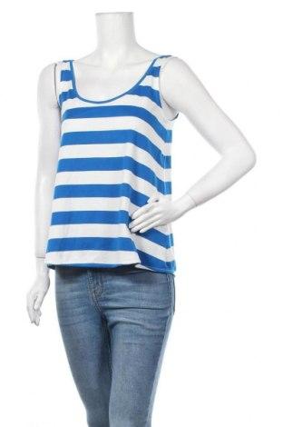 Γυναικείο αμάνικο μπλουζάκι Petit Bateau, Μέγεθος S, Χρώμα Λευκό, Βαμβάκι, Τιμή 19,56€