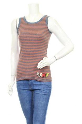 Γυναικείο αμάνικο μπλουζάκι Roxy, Μέγεθος S, Χρώμα Μπλέ, Τιμή 9,35€