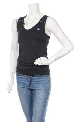 Γυναικείο αμάνικο μπλουζάκι Roxy, Μέγεθος M, Χρώμα Μαύρο, Τιμή 4,68€