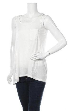 Γυναικείο αμάνικο μπλουζάκι SUN68, Μέγεθος L, Χρώμα Λευκό, Μοντάλ, Τιμή 24,93€