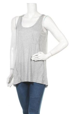 Γυναικείο αμάνικο μπλουζάκι SUN68, Μέγεθος L, Χρώμα Γκρί, Μοντάλ, Τιμή 24,93€