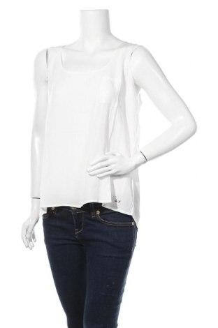 Γυναικείο αμάνικο μπλουζάκι SUN68, Μέγεθος L, Χρώμα Λευκό, Βισκόζη, Τιμή 18,85€