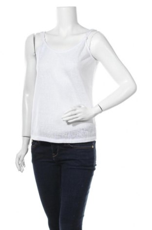 Дамски потник Takko Fashion, Размер S, Цвят Бял, Полиестер, Цена 4,73лв.