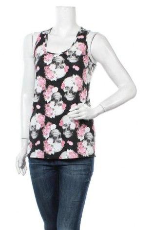 Γυναικείο αμάνικο μπλουζάκι Vert De Rage, Μέγεθος S, Χρώμα Πολύχρωμο, 95% βαμβάκι, 5% ελαστάνη, Τιμή 3,31€