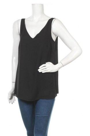 Γυναικείο αμάνικο μπλουζάκι Wallis, Μέγεθος M, Χρώμα Μαύρο, Πολυεστέρας, Τιμή 13,15€