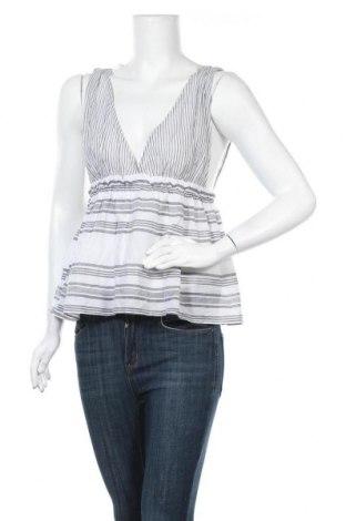 Γυναικείο αμάνικο μπλουζάκι Y.A.S, Μέγεθος L, Χρώμα Γκρί, Βαμβάκι, Τιμή 10,05€