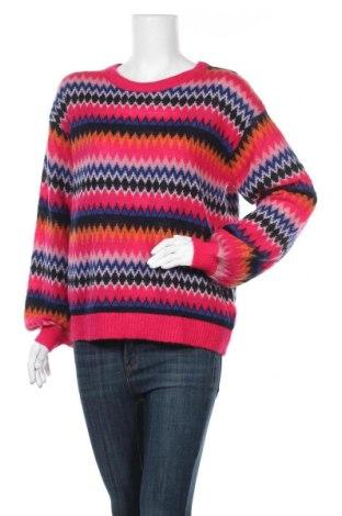 Дамски пуловер Esprit, Размер L, Цвят Многоцветен, 55% акрил, 30% полиамид, 15% мохер, Цена 15,90лв.