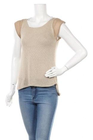 Γυναικείο πουλόβερ Zara Knitwear, Μέγεθος M, Χρώμα  Μπέζ, Τιμή 14,25€