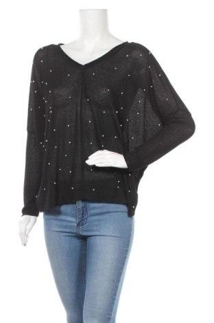 Γυναικείο πουλόβερ Zara Knitwear, Μέγεθος S, Χρώμα Μαύρο, Τιμή 12,47€