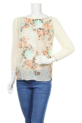 Γυναικείο πουλόβερ Zara Knitwear, Μέγεθος S, Χρώμα Εκρού, Πολυεστέρας,ακρυλικό, πολυαμίδη, Τιμή 19,60€
