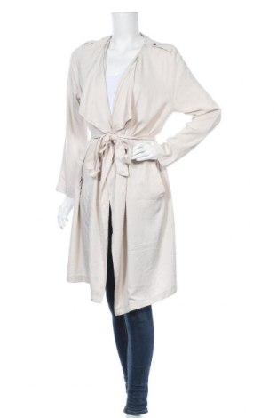 Дамски шлифер My Hailys, Размер L, Цвят Екрю, Цена 41,06лв.