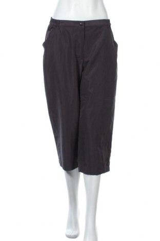 Дамски спортен панталон Alex Athletics, Размер L, Цвят Сив, Полиестер, Цена 5,59лв.