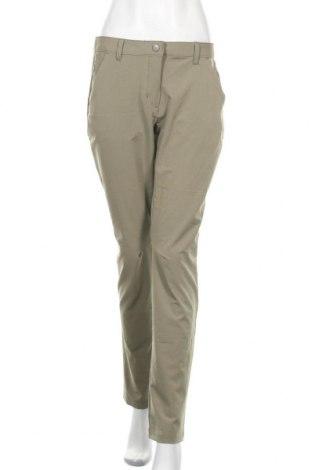 Γυναικείο αθλητικό παντελόνι Crane, Μέγεθος M, Χρώμα Πράσινο, 90% πολυεστέρας, 10% ελαστάνη, Τιμή 17,28€
