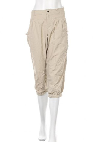Γυναικείο αθλητικό παντελόνι Icepeak, Μέγεθος L, Χρώμα  Μπέζ, Πολυαμίδη, Τιμή 6,00€