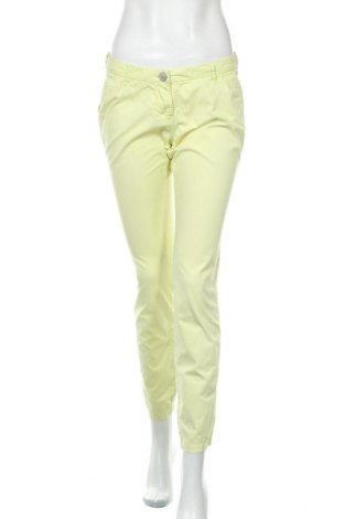 Γυναικείο παντελόνι Maison Scotch, Μέγεθος S, Χρώμα Πράσινο, 97% βαμβάκι, 3% ελαστάνη, Τιμή 26,27€
