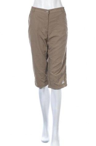 Γυναικείο αθλητικό παντελόνι McKinley, Μέγεθος M, Χρώμα  Μπέζ, Τιμή 6,14€