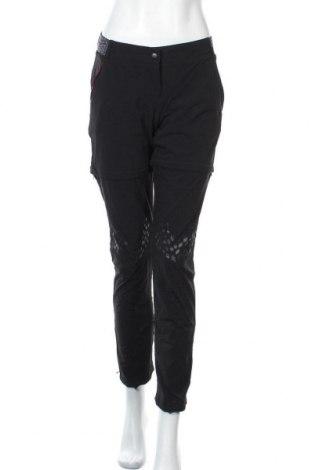 Γυναικείο αθλητικό παντελόνι Quechua, Μέγεθος S, Χρώμα Μαύρο, Τιμή 17,54€