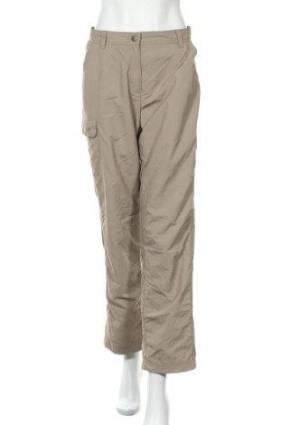 Γυναικείο αθλητικό παντελόνι Schoffel, Μέγεθος XL, Χρώμα  Μπέζ, Πολυαμίδη, Τιμή 7,64€