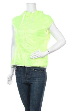 Дамски суичър Gina Tricot, Размер M, Цвят Зелен, Полиестер, Цена 21,00лв.