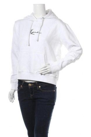 Γυναικείο φούτερ Karl Kani, Μέγεθος S, Χρώμα Λευκό, 80% βαμβάκι, 20% πολυεστέρας, Τιμή 15,01€