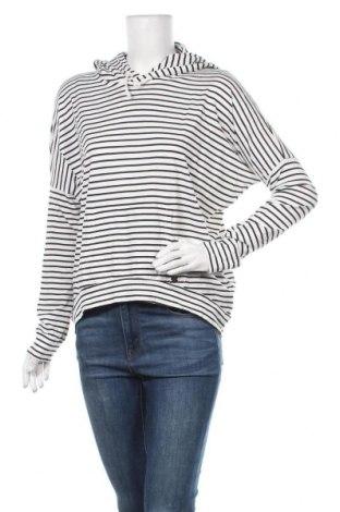Дамски суичър Mazine, Размер M, Цвят Бял, 70% памук, 30% полиестер, Цена 22,05лв.