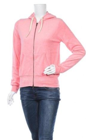 Dámská mikina  SUN68, Velikost M, Barva Růžová, 80% bavlna, 20% polyester, Cena  450,00Kč