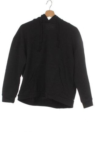 Γυναικείο φούτερ Trendy, Μέγεθος XS, Χρώμα Μαύρο, 60% βαμβάκι, 40% πολυεστέρας, Τιμή 13,99€