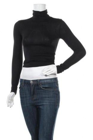 Γυναικείο ζιβάγκο H&M Divided, Μέγεθος XS, Χρώμα Μαύρο, 95% βισκόζη, 5% ελαστάνη, Τιμή 4,09€