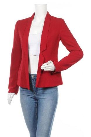Γυναικείο σακάκι Atmosphere, Μέγεθος S, Χρώμα Κόκκινο, Πολυεστέρας, Τιμή 14,81€
