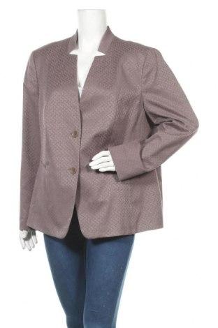 Γυναικείο σακάκι Gerry Weber, Μέγεθος XXL, Χρώμα Καφέ, Τιμή 29,88€
