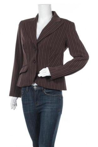 Γυναικείο σακάκι Laura Scott, Μέγεθος XXL, Χρώμα Καφέ, 95% πολυεστέρας, 5% ελαστάνη, Τιμή 11,82€