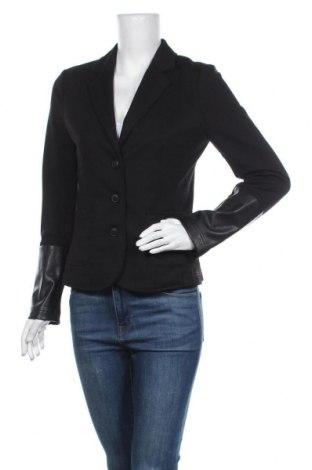 Γυναικείο σακάκι Opus, Μέγεθος M, Χρώμα Μαύρο, 76% πολυεστέρας, 20% βισκόζη, 4% ελαστάνη, Τιμή 13,45€