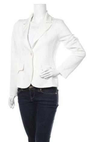 Γυναικείο σακάκι Rinascimento, Μέγεθος XL, Χρώμα Λευκό, 94% πολυεστέρας, 6% ελαστάνη, Τιμή 15,20€
